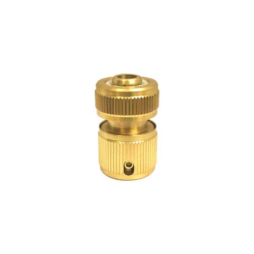 "7815A-1/2"" Hose Brass Quick Connector"